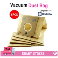 5 PCS / 10 PCS Dust Bag For Electrolux Vacuum Cleaner Z2100/Z2099/Z2200/ZMO1530 (Beg Sampah Vacuum Electrolux)