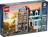 LEGO 樂高 Creator Expert Model Modeld 建築系列 街道的書屋(Bookshop)【10270】