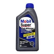 MOBIL SUPER HIGH MILEAGE 5W30 機油
