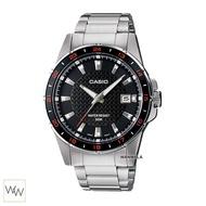 ของแท้ นาฬิกาข้อมือ Casio ผุ้ชาย รุ่น MTP-1290D สายสแตนเลส