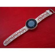 ※白色 Garmin S6 白色高爾夫手錶 彩色螢幕顯示球道、果嶺 測距 二手品 機況佳