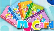 92折 mycard my card 30 50 150 300