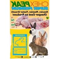 Chexers Rabbit Feeds per kilo