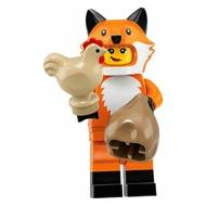 Lego 樂高 71025 19代 人偶抽抽樂 14號 小貓熊人 現貨