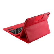 Keyboard Case For Ipad Pro 11 2018 Cover Case With Removable Wireless Keyboard Case Fitting For Apple Ipad Pro 11 2018 Tablet Red