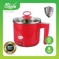 My Choice - PowerPac 1.0L Multi cooker noodle cooker  with Stainless Steel Pot (MC165)