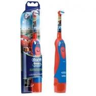 【德國百靈Oral-B】電池式兒童電動牙刷-汽車總動員款