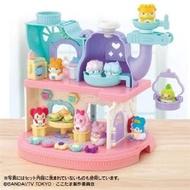 日本 BANDAI 見習神仙精靈 茶壺公寓 BD02312 原廠公司貨