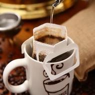 手工烘培頂級莊園咖啡豆掛耳咖啡 印尼 (任選) 10g/袋