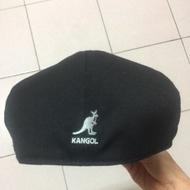 KANGOL 貝雷帽(黑色)