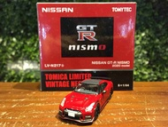 1/64 Tomica Nissan GT-R R35 NISMO 2020 Red LV-N217b【MGM】
