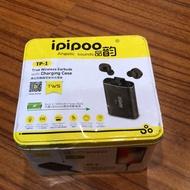 品韵IPIPOO TP-1 藍芽5.0耳機 重低音 行動電源