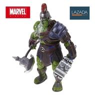 Marvel : Thor Ragnarok Gladiator Hulk Action Figure 18 CM.หุ่นฟิกเกอร์ เดอะฮัค มาร์เวล ซุเปอร์ ฮีโร่ มาพร้อมเกราะเเละอาวุธ สูง 18 ซม.