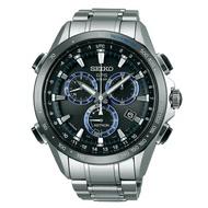 SEIKO 精工/ASTRON GPS/衛星定位太陽能計時腕錶/8X82-0AN0D/SSE099J1