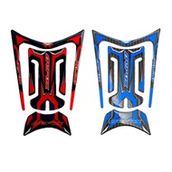 factory 3D Gas Tank Pad Protector Sticker Decal for YAMAHA AEROX155 NVX155 Reflective in Night