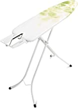 Brabantia 402807 Ironing Board for Steam Iron, Size A, 110cm x 30cm, Leaf Clover