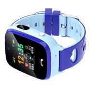 十畝地 - 兒童智能wifi定位電話手錶(藍色)#N08_025_027
