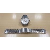 ORIS 大錶冠月像錶原廠鏈錶帶