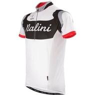 Nalini Pro Storica Ti 男性專業短袖車衣 白色, 尺寸: L