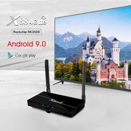 X88 4G LTE TV box dual band WiFi rk3328 SIM card Android 9.0 4K HD network set top box