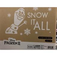 《現貨》冰雪奇緣 II 冰紛生活 限量 13L行動大冰桶 雪寶款