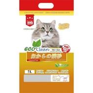 【ECO艾可】豆腐貓砂-玉米7L (6包)