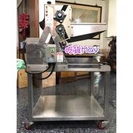 欣晨科技@糖果切割機~牛軋糖、棗泥糕自動切割機~台灣貫一工廠製造~全白鐵材質