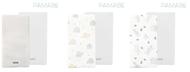【紫貝殼*特殊色預購9月底發貨】韓國 PAMABE 2代 二合一水洗透氣嬰兒床墊-60x120x5cm