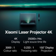 Xiaomi Mijia Laser Projector Ultra Short Throw  5000 Lumens