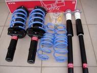 【酷熊】KYB黑筒避震器筒身/總成 VW福斯Golf 5 6 7代 Scirocco Jetta Touran Tiguan Passat B6 CC 可搭TS短彈簧或原廠彈簧