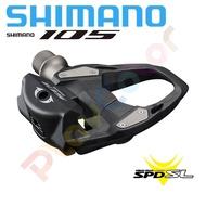 【SHIMANO 105 PD-R7000 卡式踏板】SPD-SL易上卡型 附扣片卡踏 踏板 卡鞋 公路車 PCB
