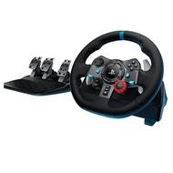 羅技 G29 DRIVING FORCE 賽車方向盤 (+排檔組合任選)【現貨免運】【GAME休閒館】 羅技G29方向盤