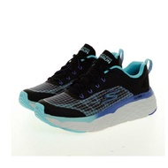 SKECHERS GORUN MAX CUSHIONING ELITE 女款黑藍漸層慢跑鞋- NO.128261BKAQ