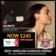 Local Seller! SONY WF-1000XM3 Wireless Noise Cancelling Earbuds / Earphones | Sennheiser Momentum