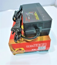 Ebike charger 48volts 32AH, for sealed lead acid battery pack, high quality intelligent charger, tested excellent performance