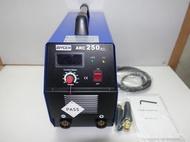 【新宇五金工具行】正廠 BOSS 系列產品 ARC250 變頻式電焊機 單電壓 220V!(特價)非 漢特威 S250A