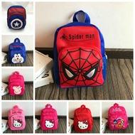 背包 書包 韓版後背包 防水kitty LOL Spiderman兒童背包 後背包 文具