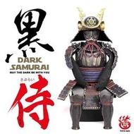【sammi toys】現貨 ToysDao TD-02 Dark Samurai 侍魂 黑侍(黑武士)