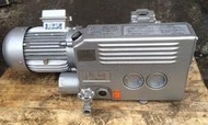 BUSCH RC 0040 2HP單級旋片式真空幫浦/真空機---真空包裝/真空脫泡機可用(外匯品真空度超優)