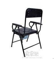 坐便椅 老人椅馬桶便攜家用廁所器可沖洗座便椅子移動式靠背椅孕婦 易家樂