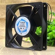 正品熱賣SUNON 12025 110V 12CM交流風扇 SF12025AT P/N1122HBL