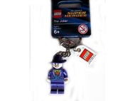 【樂GO】LEGO 樂高 851003 The Joker with Fedora Key Chain 原廠正版