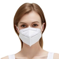 Mask kn95 with filter in Malaysia ready stock 3M kn 9501+ KN95 Mask Particulate Respirator Protective Masks Safety Mask PM2.5 Smog Haze Dustproof Anti influenza