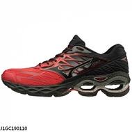 Mizuno Wave Creation 20 [J1GC190110] 男鞋 運動 休閒 慢跑 舒適 平穩 美津濃 紅