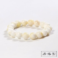 【古緣居】天然華麗黃金硨磲手珠(10mm)