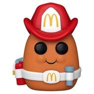 FUNKO POP 麥當勞 消防員雞塊
