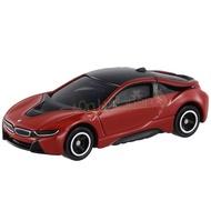 【真愛日本】4904810860006 TOMY車-初回特仕車BMW i8跑車赭紅 tomica takara 模型小車