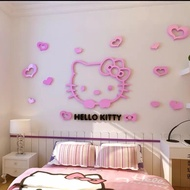 Hello Kitty 3D立體壁貼