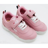 Girls' shoes SNEAKERS FILA pink dusty shoes