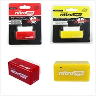 Plug and Drive NitroOBD2 Performance Chip Tuning Box for Benzine Cars Nitro OBD2